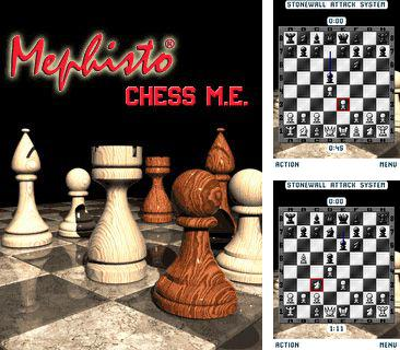 In addition to the game Happy Finding Fault for mobile phone, you can download mobile game Mephisto Chess M.E. for free.