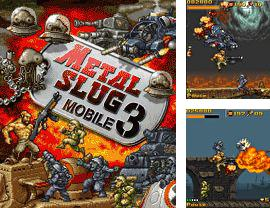 Download free mobile game: Metal Slug Mobile 3 - download free games for mobile phone.