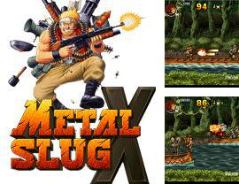 In addition to the game Sехy poker manga for mobile phone, you can download mobile game Metal Slug X for free.