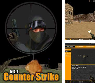 In addition to the game Shoot the bubble bottle for mobile phone, you can download mobile game Micro Counter Strike 1.4 for free.