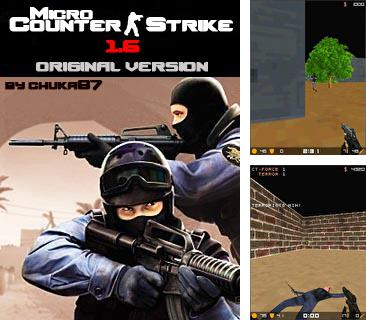 Download free mobile game: Micro Counter Strike 1.6 MOD - download free games for mobile phone.