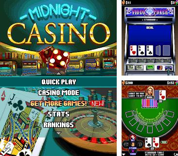 Download free mobile game: Midnight Casino - download free games for mobile phone.