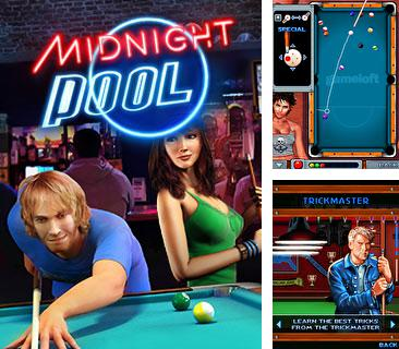 In addition to the game Осьминог из глубины for mobile phone, you can download mobile game Midnight pool 2 for free.
