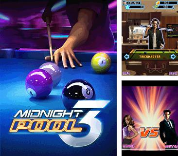 In addition to the game Moto GP 07 3D for mobile phone, you can download mobile game Midnight pool 3 for free.