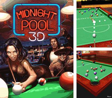 In addition to the game Dungeon Hunter 3 for mobile phone, you can download mobile game Midnight Pool 3D for free.