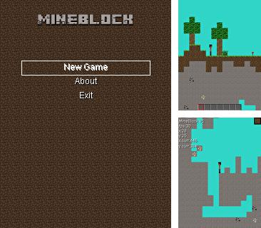 Download free mobile game: MineBlock - download free games for mobile phone.