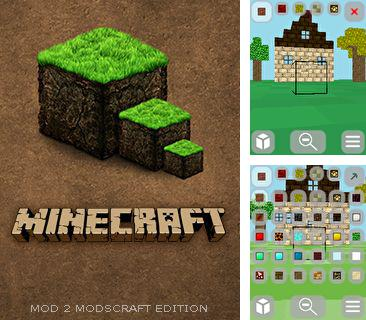 In addition to the game Galazer Deluxe for mobile phone, you can download mobile game Minecraft 3D MOD 2 (ModsCraft edition) for free.