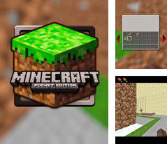 Download free mobile game: Minecraft: Pocket edition 3D - download free games for mobile phone.
