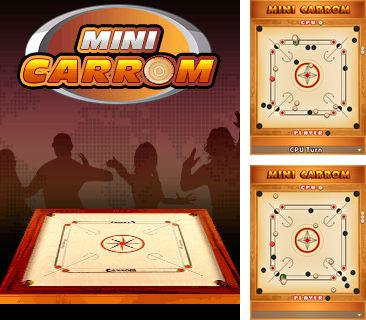 In addition to the game DChess for mobile phone, you can download mobile game Mini carrom for free.