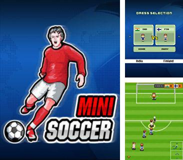 Download free mobile game: Mini soccer - download free games for mobile phone.