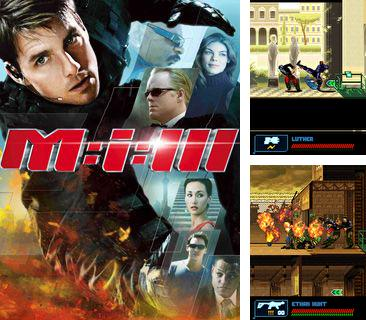 In addition to the game Galazer Deluxe for mobile phone, you can download mobile game Mission Impossible 3 for free.