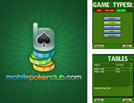 In addition to the game DChoc Cafe: Dominoes for mobile phone, you can download mobile game Mobile Poker Club Online for free.