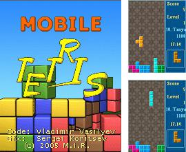 In addition to the game The Flintstones: Grocery Hunt for mobile phone, you can download mobile game Mobile Tetris for free.