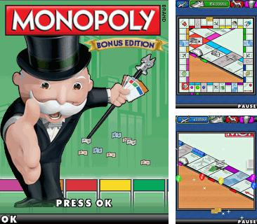 In addition to the game Modern Combat 2: Black Pegasus for mobile phone, you can download mobile game Monopoly: Bonus edition for free.