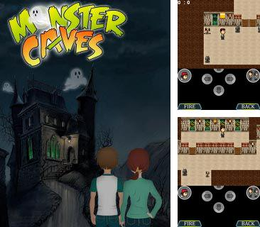 In addition to the game Sехy cricket for mobile phone, you can download mobile game Monster Caves for free.