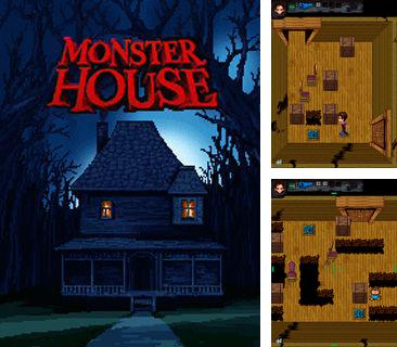 In addition to the game Move me nude for mobile phone, you can download mobile game Monster House for free.