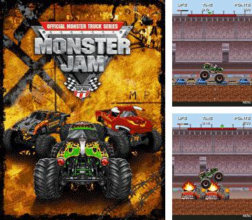 Download free mobile game: Monster Jam - download free games for mobile phone.