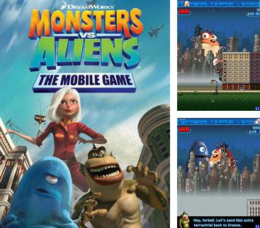 In addition to the game DOOM 2: Hell on Earth for mobile phone, you can download mobile game Monsters vs. Aliens The Mobile Game for free.