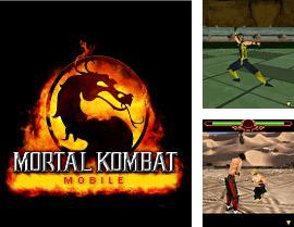 In addition to the game NBA Live 2008 for mobile phone, you can download mobile game Mortal Kombat 3D for free.