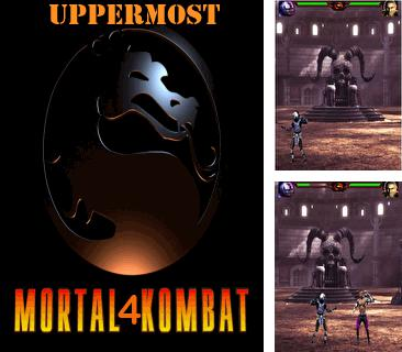 In addition to the game Xmas pinball fever for mobile phone, you can download mobile game Mortal Kombat 4 for free.