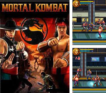 In addition to the game MotherLoad for mobile phone, you can download mobile game Mortal Kombat: The fight against Chaos for free.
