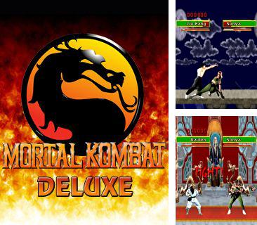 In addition to the game High School Love: Trip for mobile phone, you can download mobile game Mortal Kombat Deluxe 2013 for free.