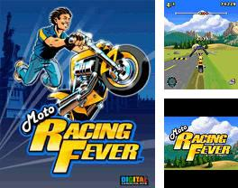 Download free mobile game: Moto Racing Fever - download free games for mobile phone.