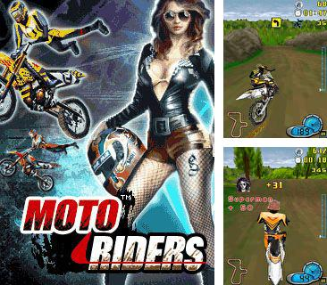 In addition to the game Tatak: Pyramid Runner for mobile phone, you can download mobile game Moto Riders 3D for free.