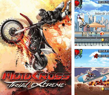 Download free mobile game: Motocross Trial Extreme - download free games for mobile phone.