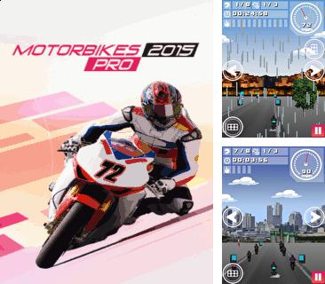 In addition to the game Topless snake for mobile phone, you can download mobile game Motorbikes Pro 2015 for free.