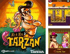 In addition to the game Casanova Jr.: Sехy Detecvite for mobile phone, you can download mobile game Mr. and Mrs. Tarzan for free.