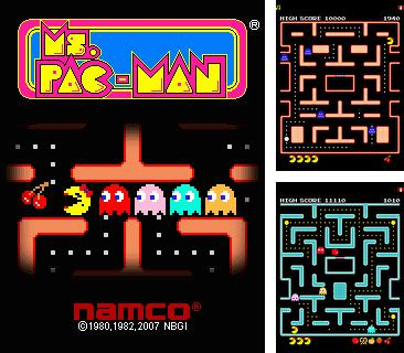 In addition to the game Hentai puzzle for mobile phone, you can download mobile game Ms. PAC MAN for free.