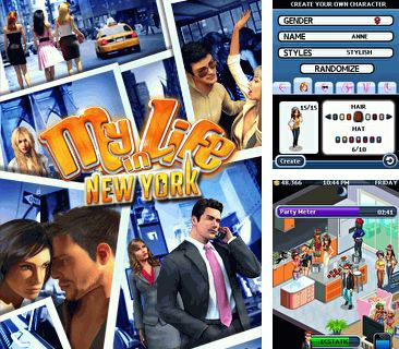 In addition to the game Summer memo: Hard Lucija for mobile phone, you can download mobile game My Life in New York for free.