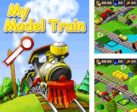 In addition to the game Super snake for mobile phone, you can download mobile game My Model Train for free.