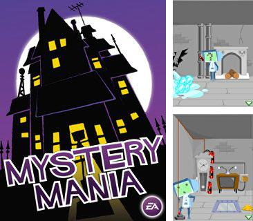 In addition to the game The Adventures of Tintin The Mobile Game for mobile phone, you can download mobile game Mystery Mania for free.