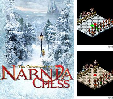 In addition to the game Argon 3D for mobile phone, you can download mobile game Narnia Chess for free.