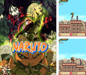 In addition to the game Caveman penalty kicks for mobile phone, you can download mobile game Naruto for free.