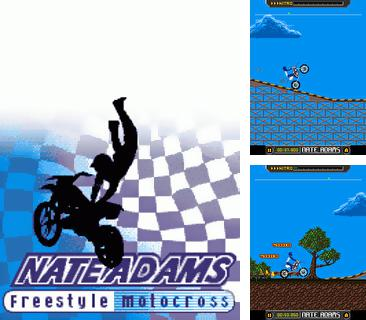 In addition to the game Playboy Games: Pool Party for mobile phone, you can download mobile game Nate Adams Freestyle Motocross for free.