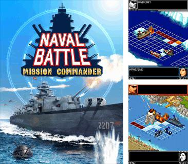In addition to the game Tetris POP for mobile phone, you can download mobile game Naval Battle: Mission Commander for free.