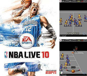 In addition to the game Gangstar Rio City of Saints for mobile phone, you can download mobile game NBA Live 2010 for free.