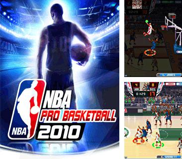 In addition to the game Formula Race for mobile phone, you can download mobile game NBA Pro Basketball 2010 for free.