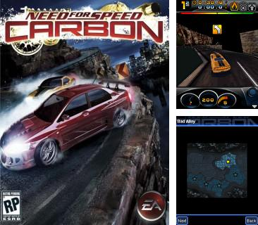 In addition to the game Super car race for mobile phone, you can download mobile game Need for Speed: Carbon 3D for free.