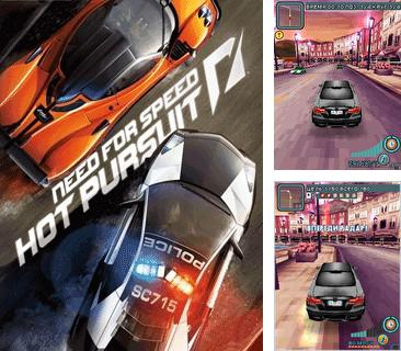 En plus du jeu Football de table pour votre téléphone, vous pouvez télécharger gratuitement Need For Speed: le Poursuite 3D, Need for Speed Hot Pursuit 3D.