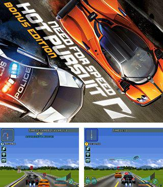 En plus du jeu Courses de plage pour le déshabillage pour votre téléphone, vous pouvez télécharger gratuitement Besoin de vitesse: Poursuite ardente (Edition bonus), Need for Speed Hot Pursuit Bonus Edition.