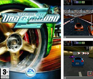 In addition to the game Bomberman Atomic 3D for mobile phone, you can download mobile game Need For Speed: Underground 2 for free.
