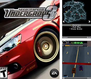 In addition to the game The Sims 3: World Adventures for mobile phone, you can download mobile game Need For Speed Underground 3 for free.