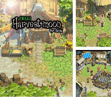 Download free mobile game: New harvest moon - download free games for mobile phone.