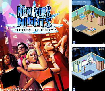 En plus du jeu Taktak: la Grande Escapade pour votre téléphone, vous pouvez télécharger gratuitement Les Nuits de New York: le Succès dans la Ville, New York Nights: Success in the city.