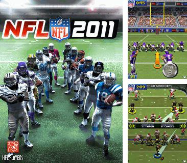 In addition to the game Platinum Solitaire 3 for mobile phone, you can download mobile game NFL 2011 for free.