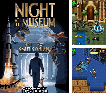 In addition to the game Word hunt 3 for mobile phone, you can download mobile game Night at the Museum 2 for free.